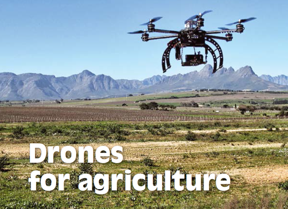 Drones for agriculture - STARS Project