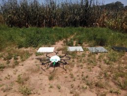 UAVs and STARS: The adventures of a master student