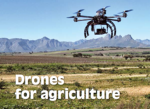 ICT Update issue on Drones for agriculture